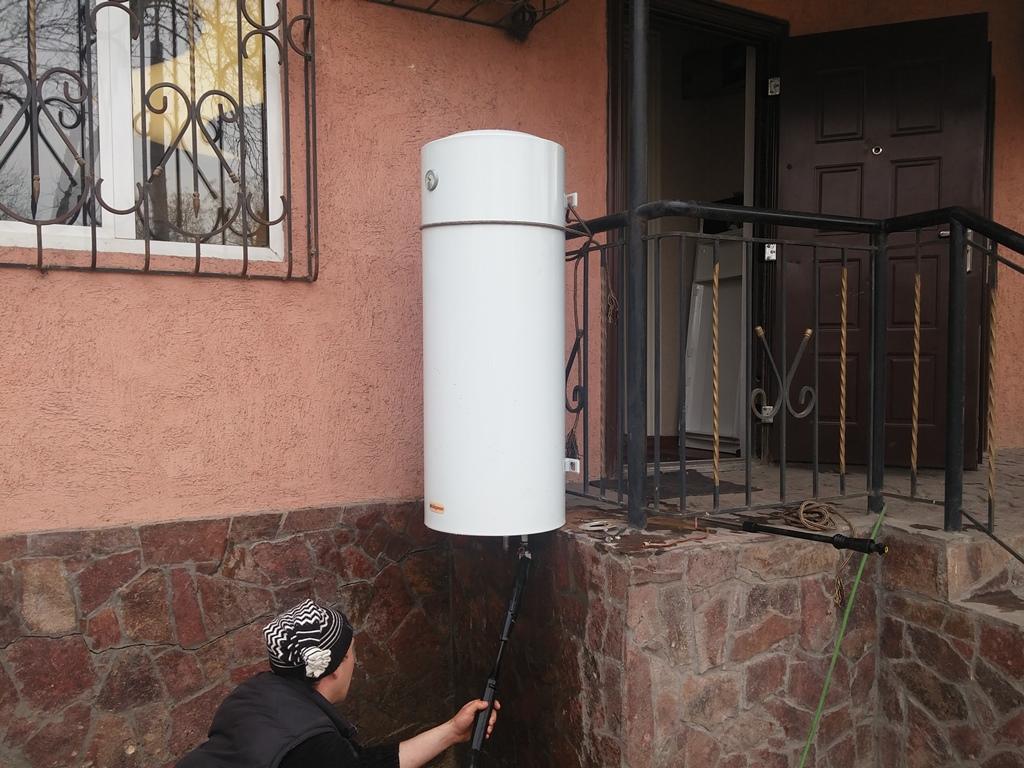 Промывка водонагревателя в Ташкенте