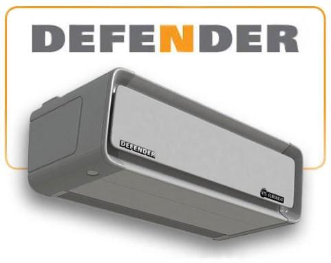 Тепловые завесы Defender