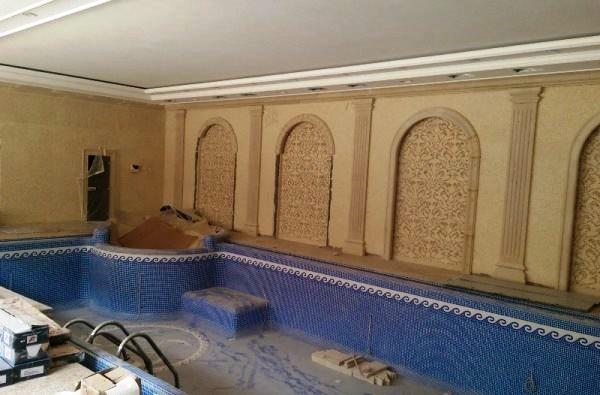 Установка системы вентиляции бассейна в Ташкенте