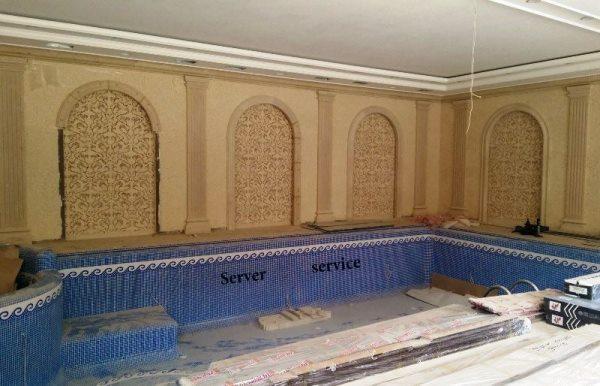 Вентиляция бассейна в Узбекистане