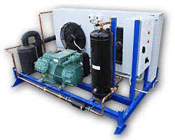 Монтаж комплексных агрегатов